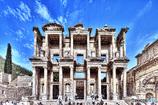 エフェスの古代図書館 トルコ