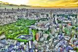 未来都市 コンセプトアート