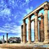 アテネ  オリュンピア=ゼウス神殿