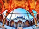 Grandeur of the Selimiye Mosque