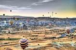 幻想の空の旅路 - 気球によるカッパドキア -