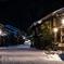 厳冬の奈良井宿2