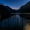 星と自然湖