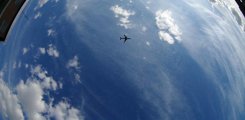 地球一周飛行