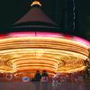 東京ドームのメリーゴーランド