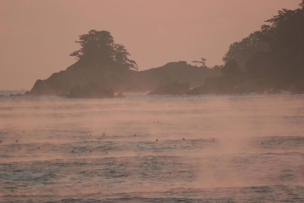 海霧・三陸海岸