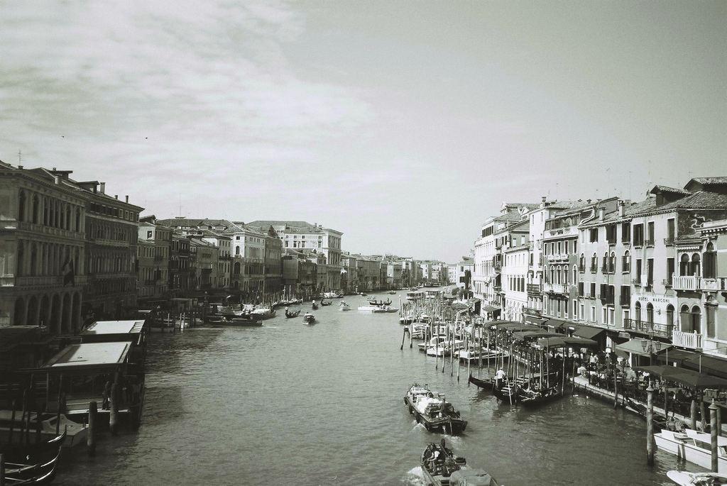 ベネチアの憧憬
