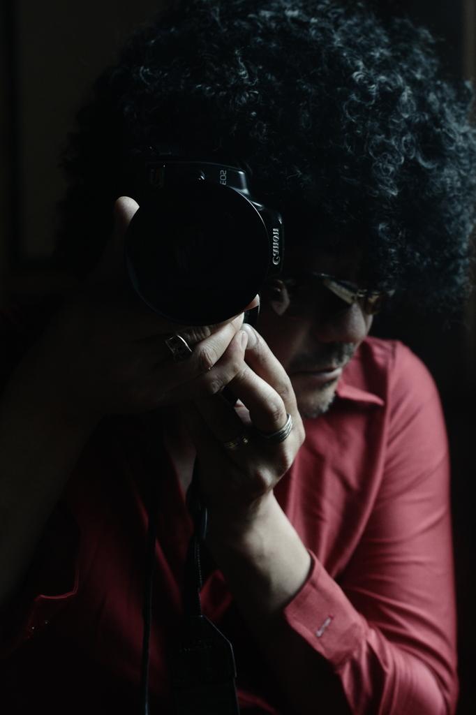 アフロカメラ
