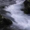 浄蓮の滝の渓流