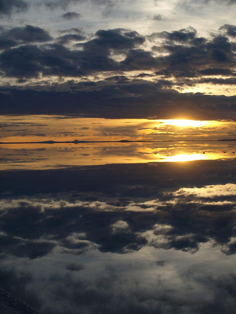 Bolivia -Salar De Uyuni -