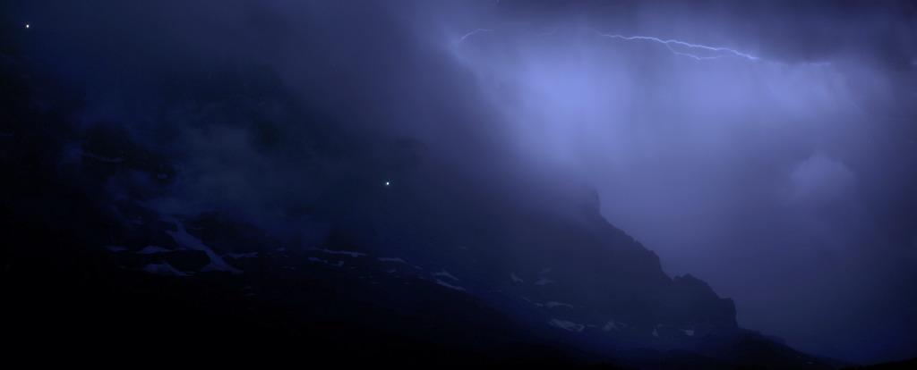 スイス 稲妻