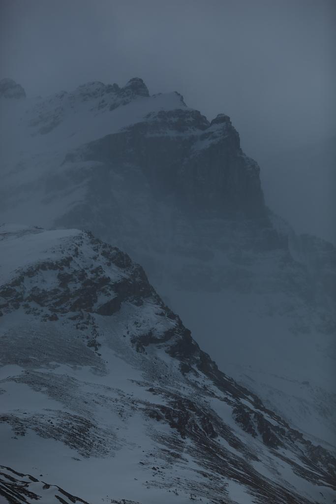 アサバスカ山