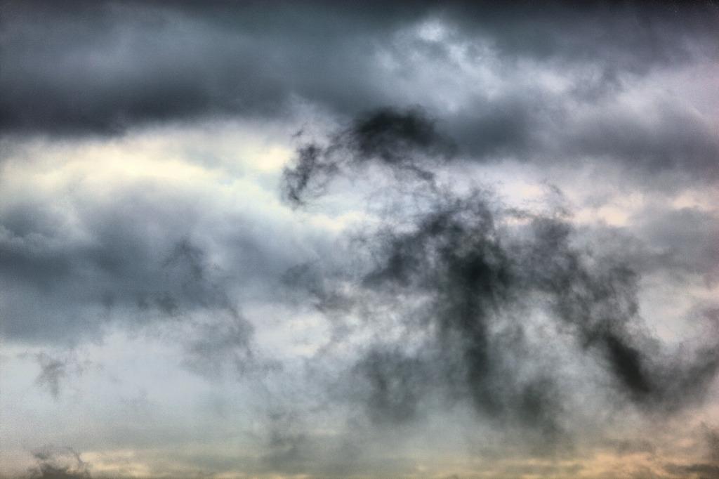 ドイツの雲