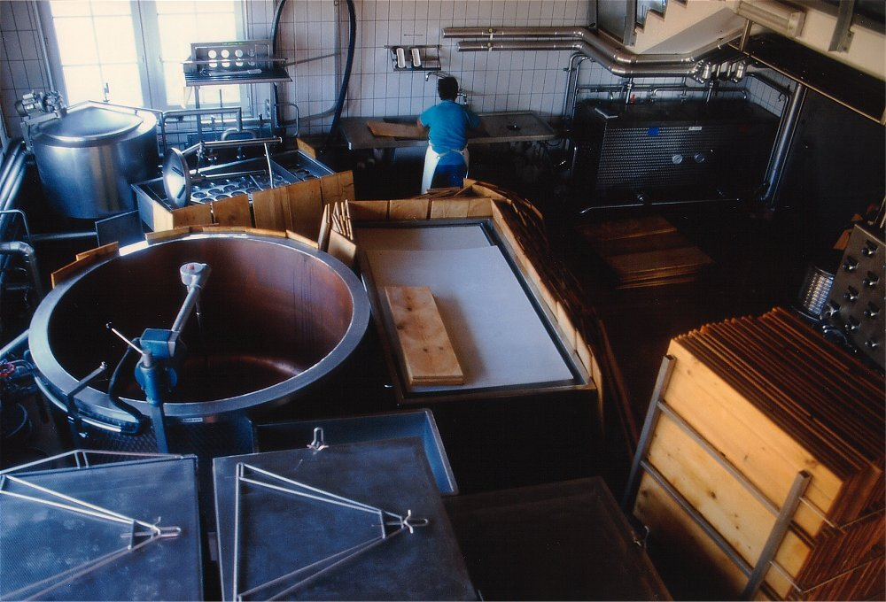 スイスチーズ工場