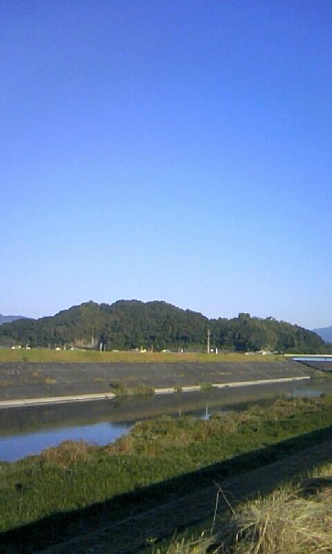 波介川堤防②
