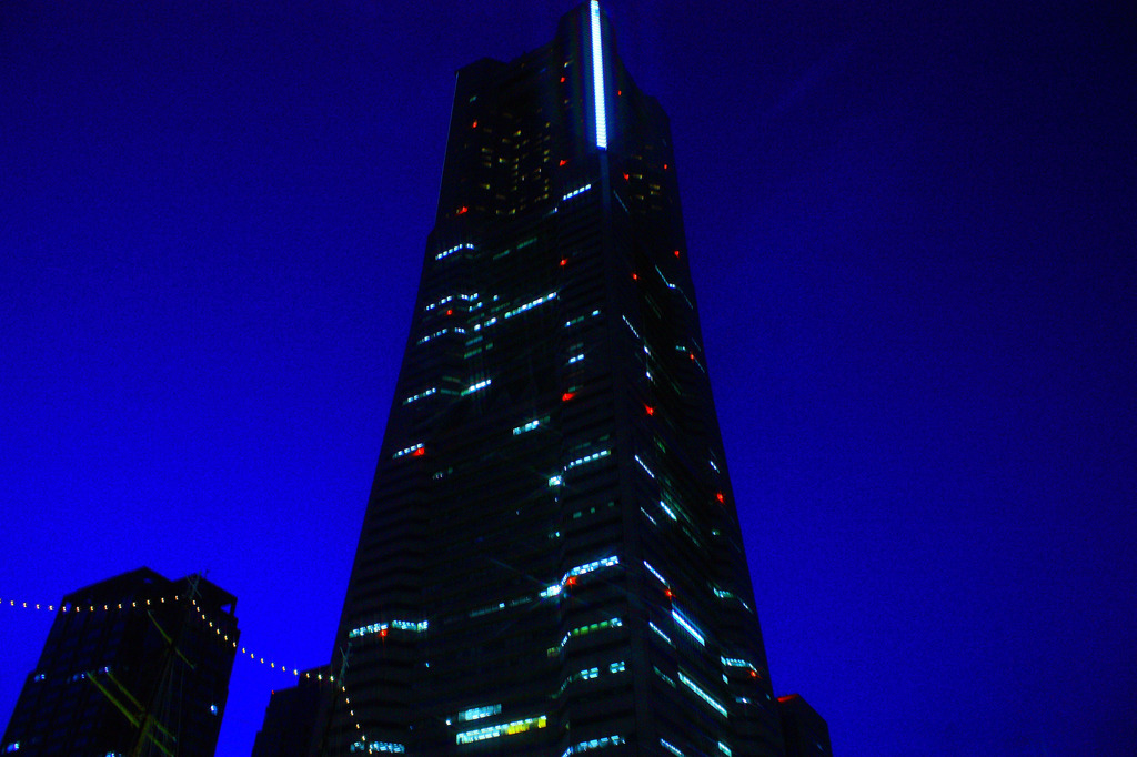 YOKOHAMA TOWER