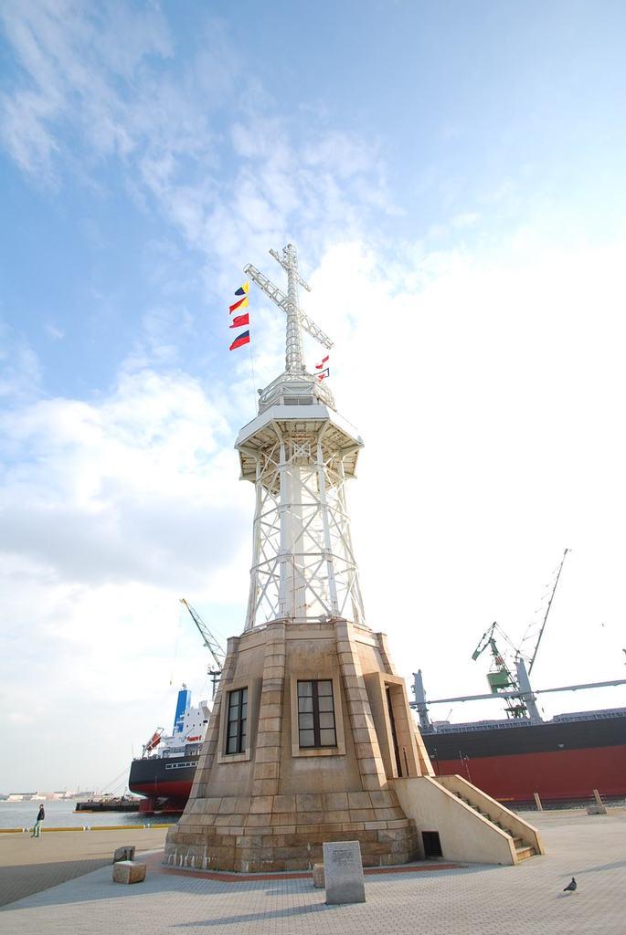 神戸ハーバーランド1