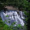 龍門の滝-那須烏山市①