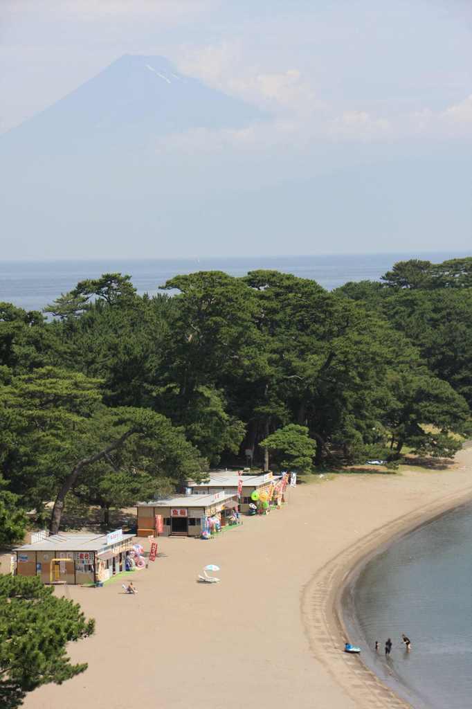 西伊豆 海水浴場