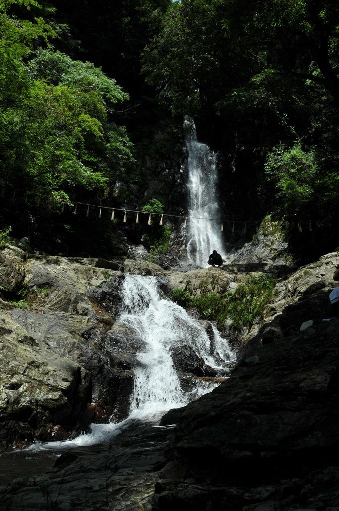 菅生の滝(北九州市)