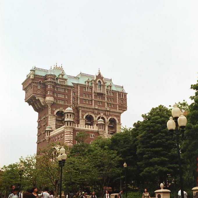 タワーオブテラー