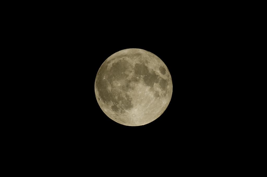 満月 ~七夕の夜に~