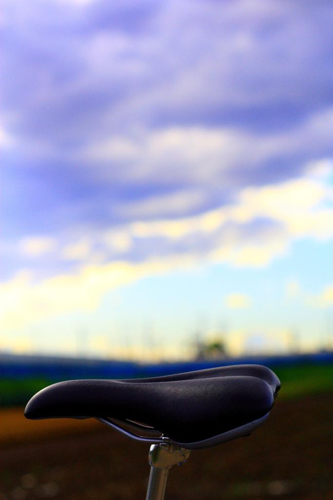 saddle on the sky