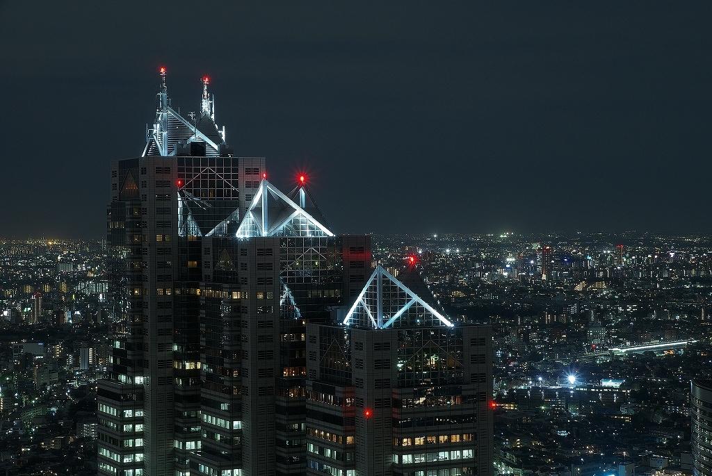 都庁 南展望台