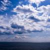 空と海と雲と