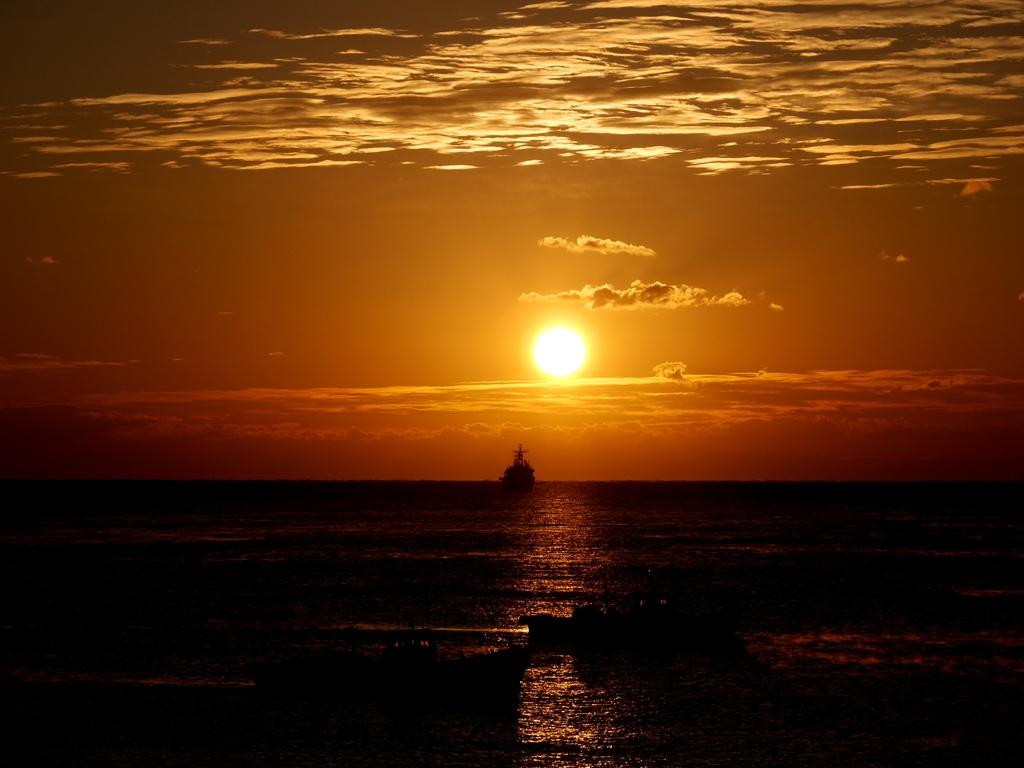 朝の太平洋4