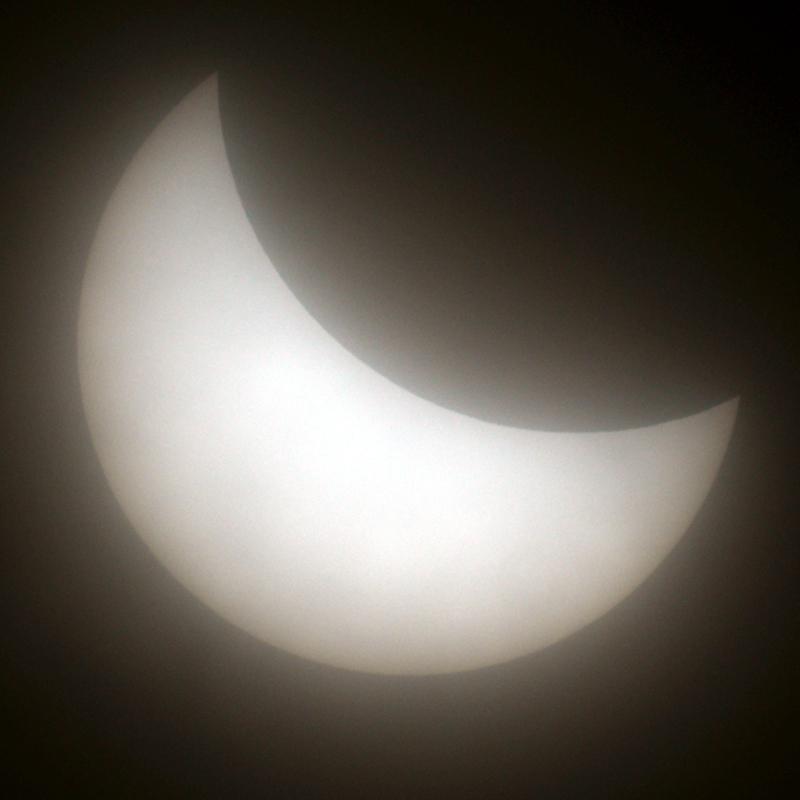 日食@姫路 その2