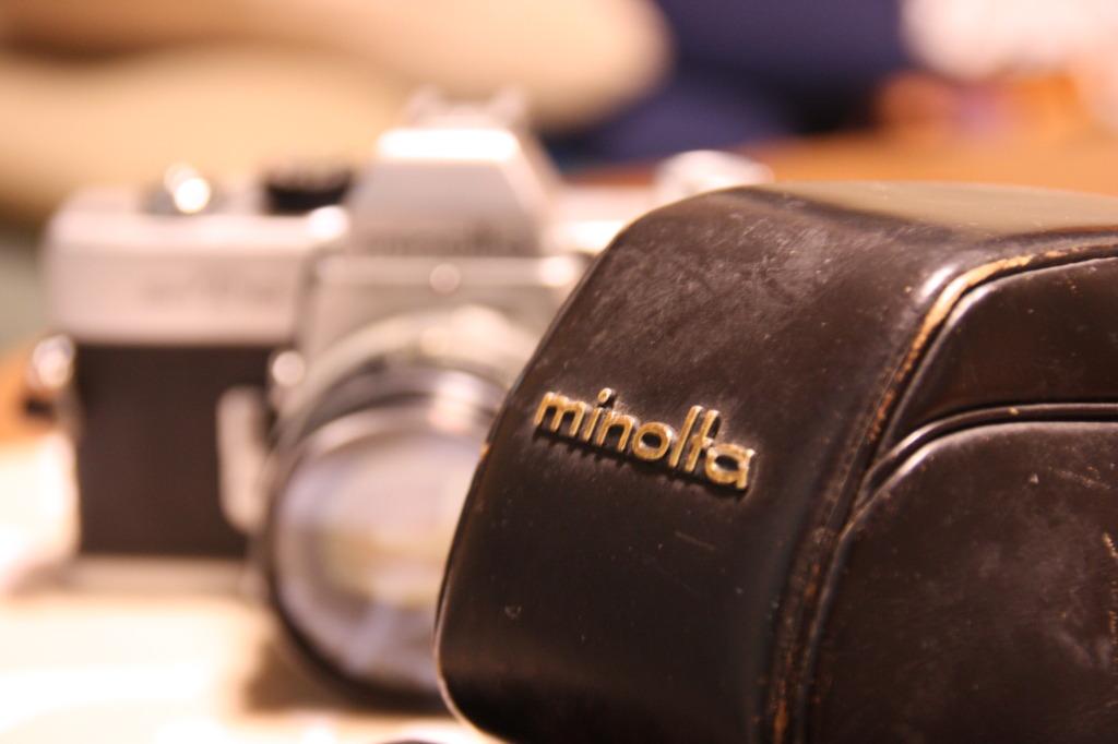 父のカメラ①
