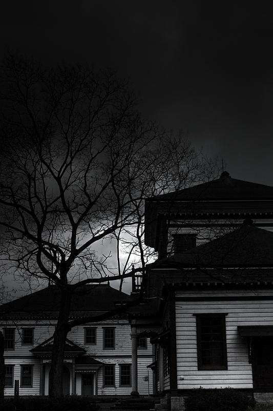 悪魔の住む家