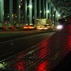 赤い永代橋
