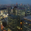 Shinjuku night view