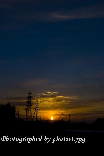 Sunrise @ Biwako-Lake 2008 003