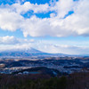 12月 岩手山