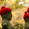赤帽のお地蔵さん