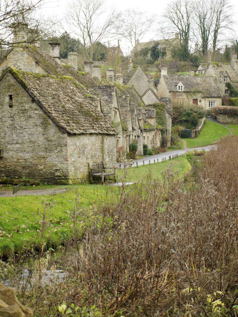 """the most beautiful village in England"""