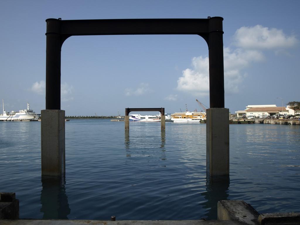 a wharf
