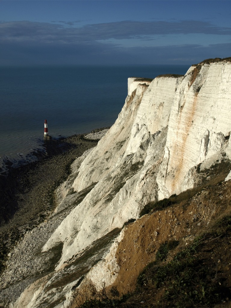 """""""Beachy head"""", white cliff"""