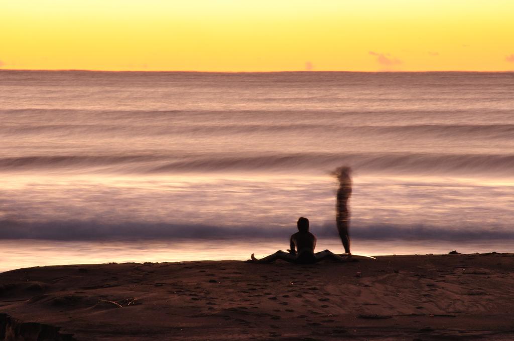 夜明けとともに海へ...