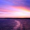 夜明け前の航路