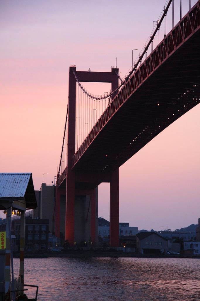トワイライト大橋