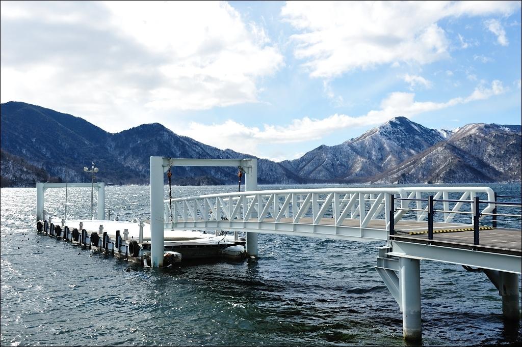 Lake Chuzenji.