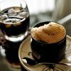 コーヒーゼリーにアイスコーヒーはいかが?