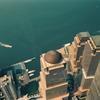 ワールドトレードセンターからの眺望