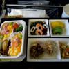 ANA1163機内食