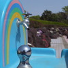 柏の葉公園の新緑3(2009_0419GX200)