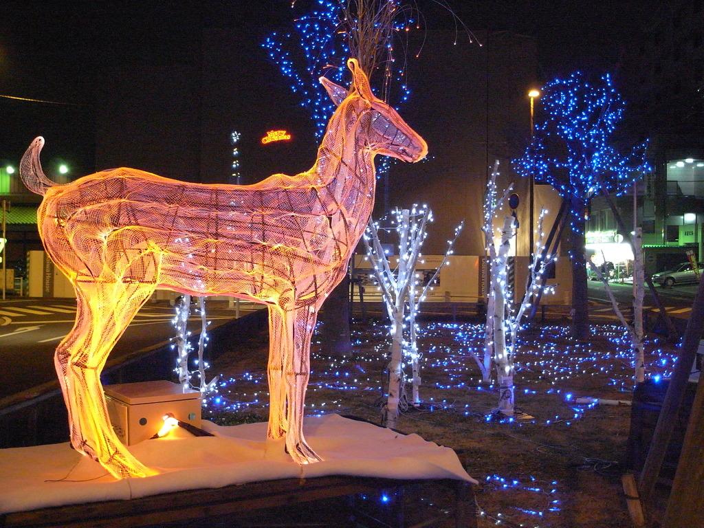 2008_1224GX200クリスマスオブジェ・オレンジ